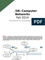 ECE358 Homework1 Solutions