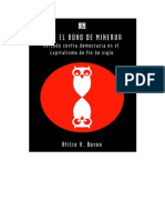 Tras El Buho de Minerva - Atilio Boron