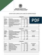 Estrutura Curricular Administracao-05!11!2012