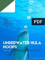 Photographic Essay - Vortex Rings Underwater