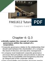 FINS1612 Tutorial 2