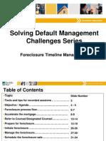 FreddDieMac Solving Default Management Challenges Foreclosure Timeline Management-1