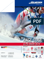 Holmenkol Alpine Race Guide