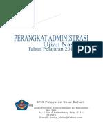 Cover Administrasi Un