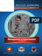 CPG Management of Hypertension (4th Edition)