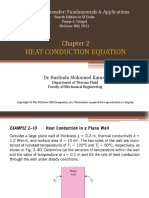 Chapter 2 Heat Transfer Examples