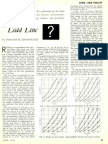 What is a Load-Line - More About Load-Lines - Norman H. Crowhurst (Radio-Electronics, Jun 1955, Apr 1956)