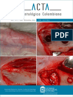 Acta Odontologica Colombiana Artículo de Mucositis p.103