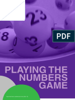 Playing the Number Game
