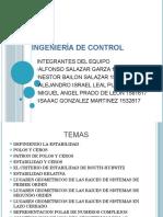 Clase Ingenieria de Control 20102015