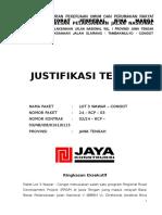 Justek Indonesia (Edit 19 Januari 2016)