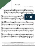 Carulli - Duet in G.pdf