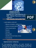 GRANULACIÓN FARMACÉUTICA.odp