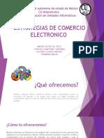 Estrategias de Comercio Electronico