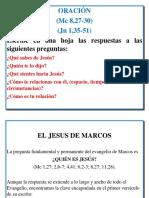 Jesus en Marcos 1