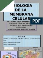 Conferencia 1. Fisiología de La Membrana Celular