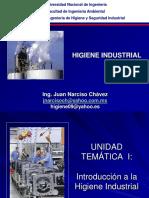 1. Curso Higiene Industrial I