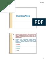 WINSEM2015 16 CP0664 19 Jan 2016 RM01 Hazardous Wastes