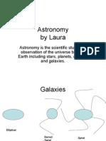 Laura Astronomy