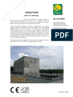 ODSR02 Anaerobic Digestion