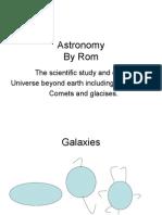 Rom Astronomy