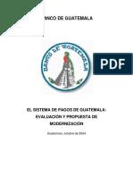 Sistema De Pagos De Guatemala