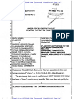 JONES v OBAMA - 6 - PLAINTIFF'S OPPOSITION  -Cacd-031010151076.6.0 PDF - Adobe Acrobat Pro Extended