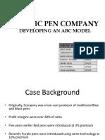 289158090 Classic Pen Company Case