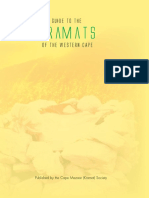 Guide to the Kramats of the Western Cape (South Africa)