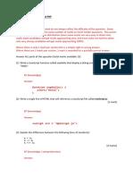 Programming Q