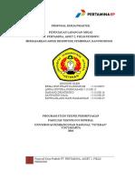 Proposal Kp Pertamina - Pendopo