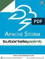 Apache Storm Tutorial