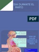 Analgesia en Labour[1]analgesia durante el parto