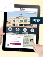 KHDA - American International School 2015 2016