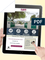 KHDA - Dubai International Private School 2015 2016