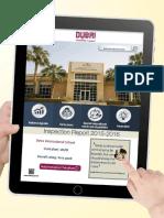 KHDA - Deira International School 2015 2016