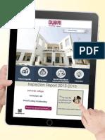 KHDA - Jumeirah College 2015 2016