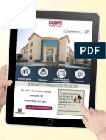 KHDA - The School of Research Science 2015 2016