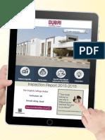 KHDA - The English College Dubai 2015 2016