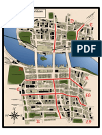 Arkham Investigator Map