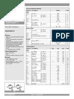Half-bridge Module - Skm400gb12t4_semikron