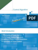 Zte Gsm Power Control Algorithm
