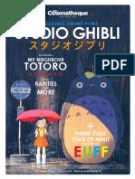 Cinematheque-Studio Ghibli (2012)