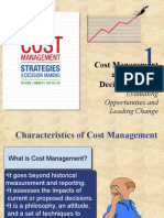 Chap001_Cost Management and Strategic Decision Making (1)