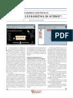 Comercio electrónico-estrategias de marketing en internet