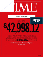 Time Magazine - April 25, 2016 USA