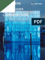 La lumière pour les façades - Architecture