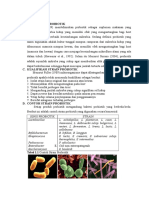 Pengertian Probiotik Paper