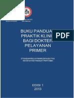 Draft Panduan Praktik Klinis DPP-260813