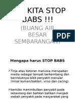 Yuk Kita Stop Babs